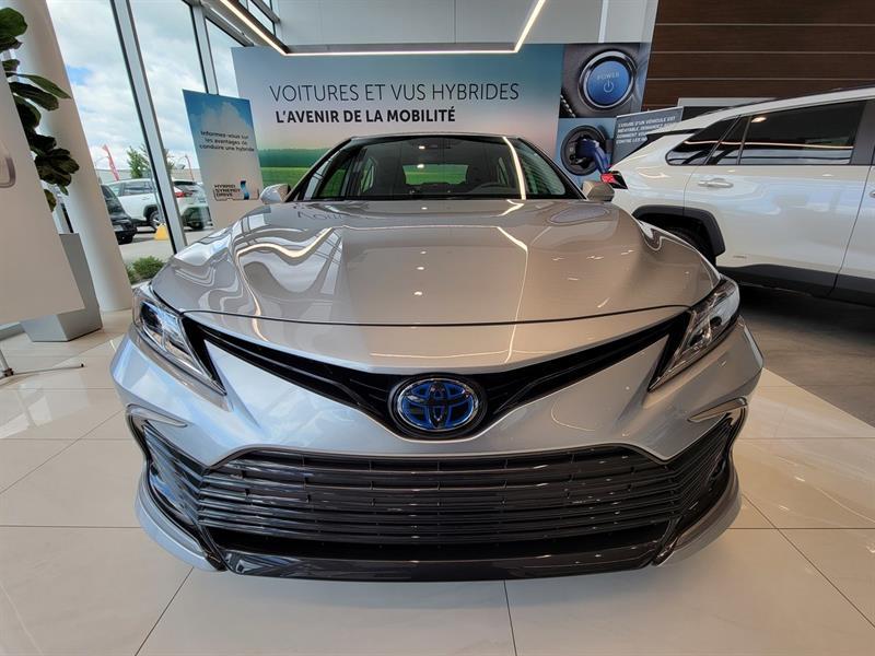 toyota Camry Hybrid 2021 - 15