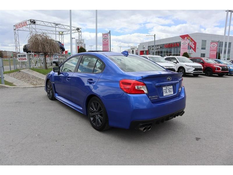 Subaru WRX 11