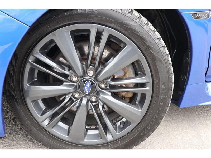 Subaru WRX 12