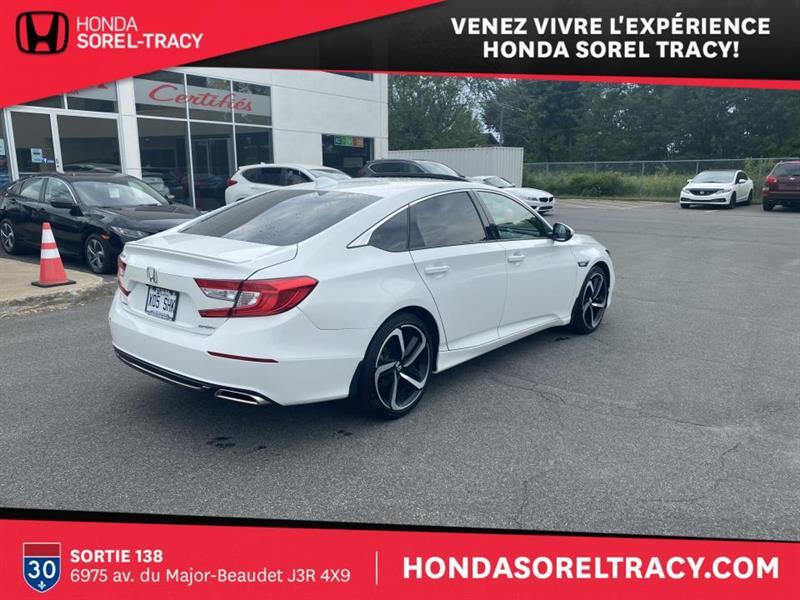 Honda Accord Sedan 4