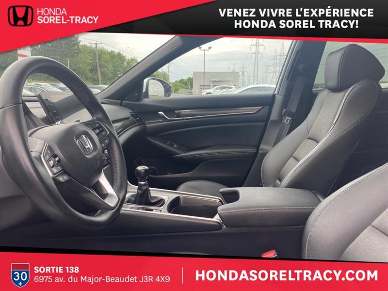 Honda Accord Sedan 9