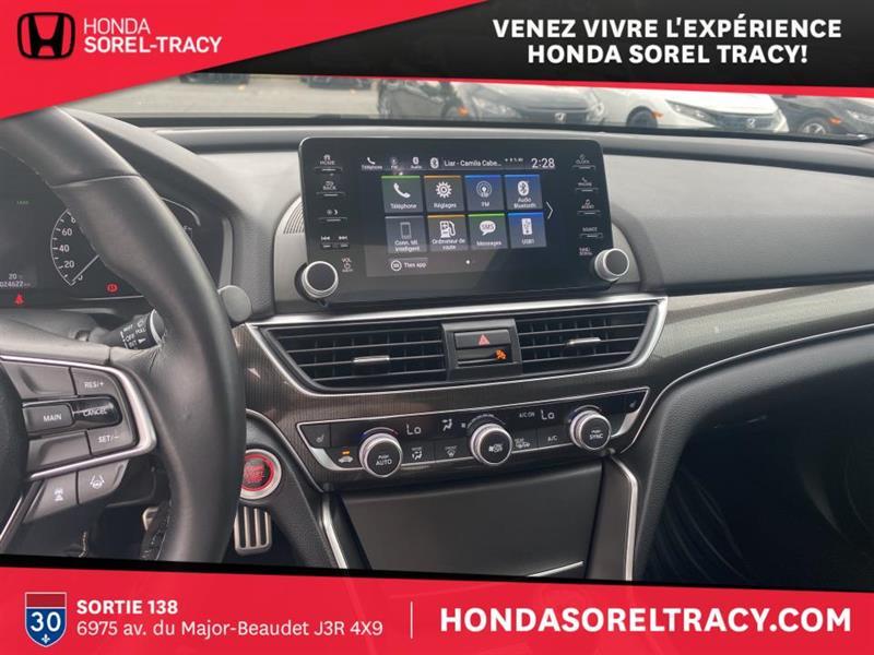 Honda Accord Sedan 10