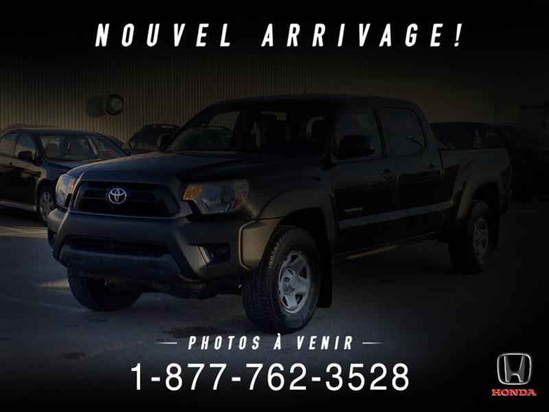 2013 Toyota Camionnette