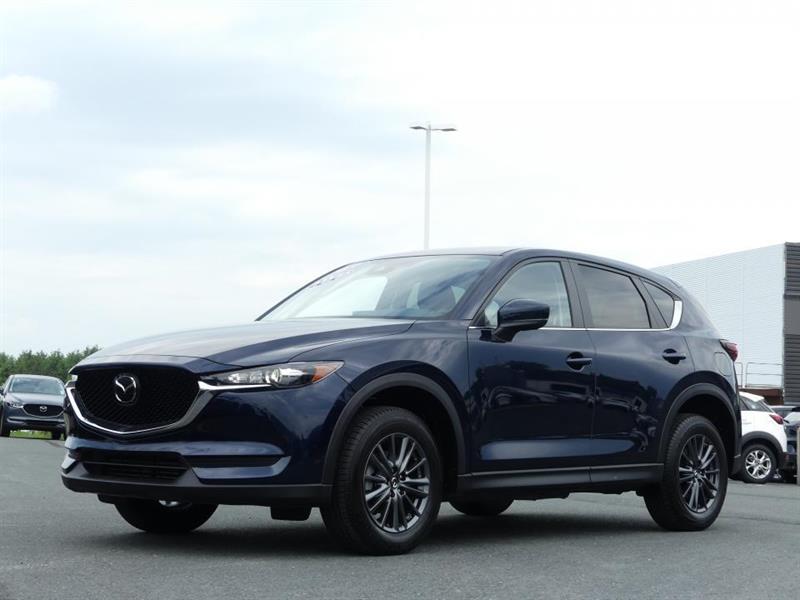 2021 Mazda  CX-5 GS AWD NEUF!