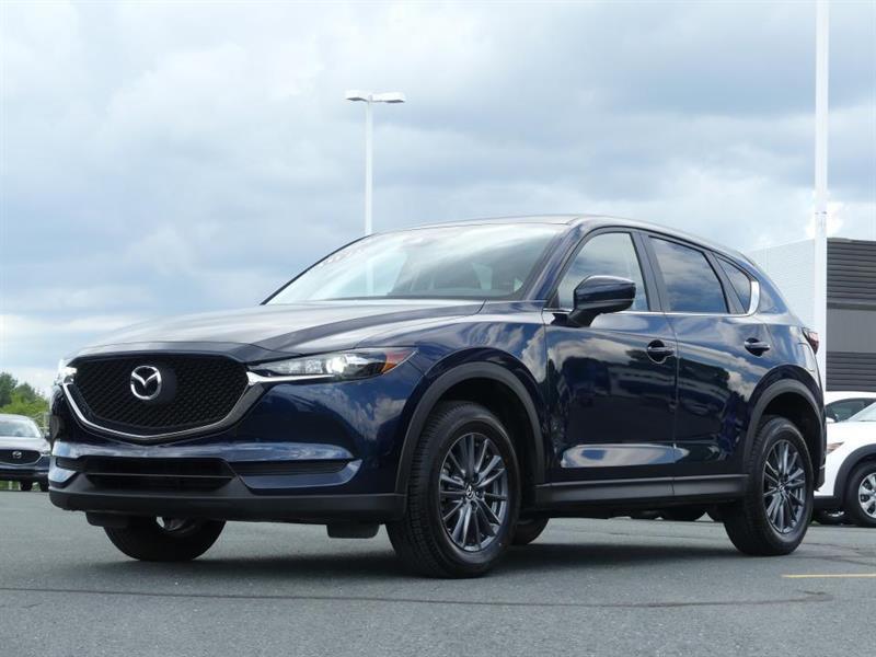 2021 Mazda  CX-5 GX AWD DEMO!!!