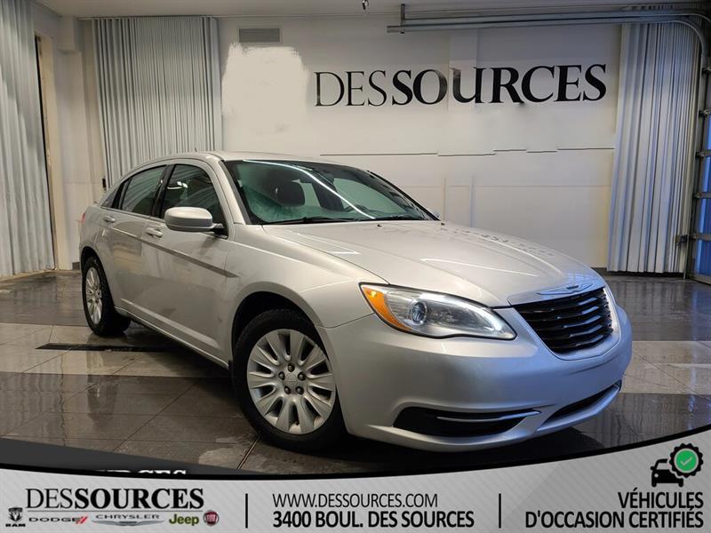 Chrysler 200 LX   BAS KILOS 2012