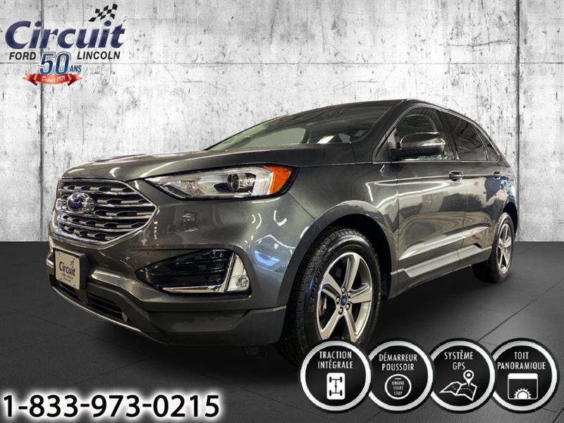 Ford Edge 2020 SEL AWD ** Navigation + Toit o