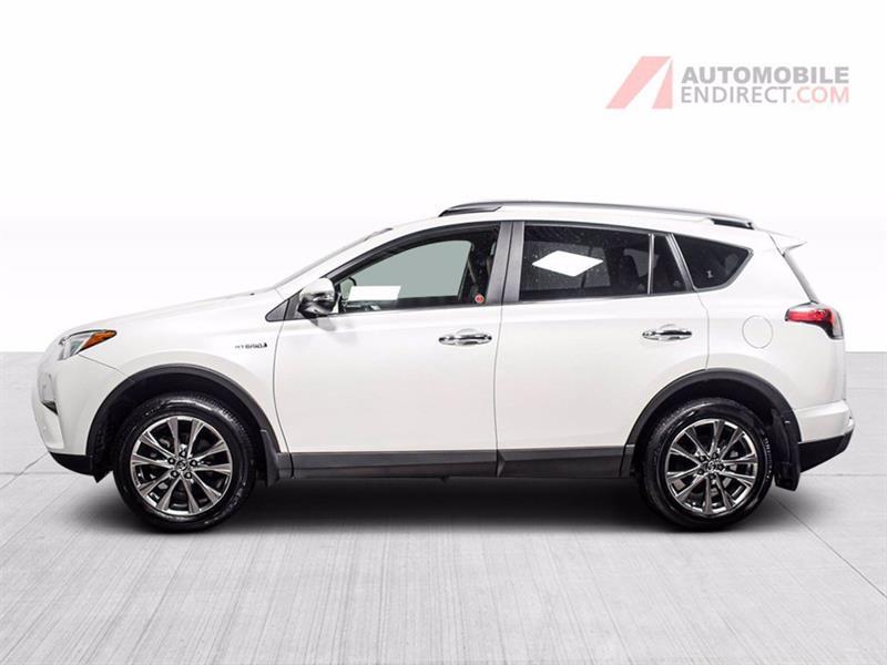 toyota RAV4 hybride 2017 - 5