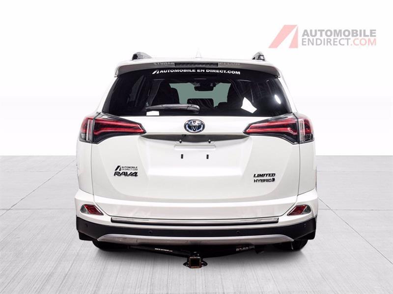 toyota RAV4 hybride 2017 - 7