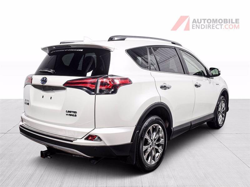 toyota RAV4 hybride 2017 - 10