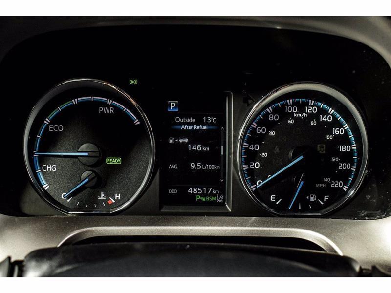 toyota RAV4 hybride 2017 - 27