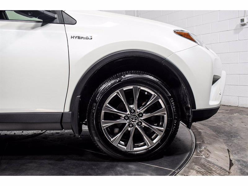 toyota RAV4 hybride 2017 - 40
