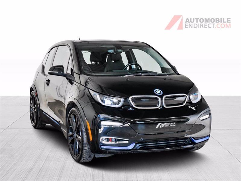BMW i3 2018 Range Ext Tera Cuir Toit GPS C