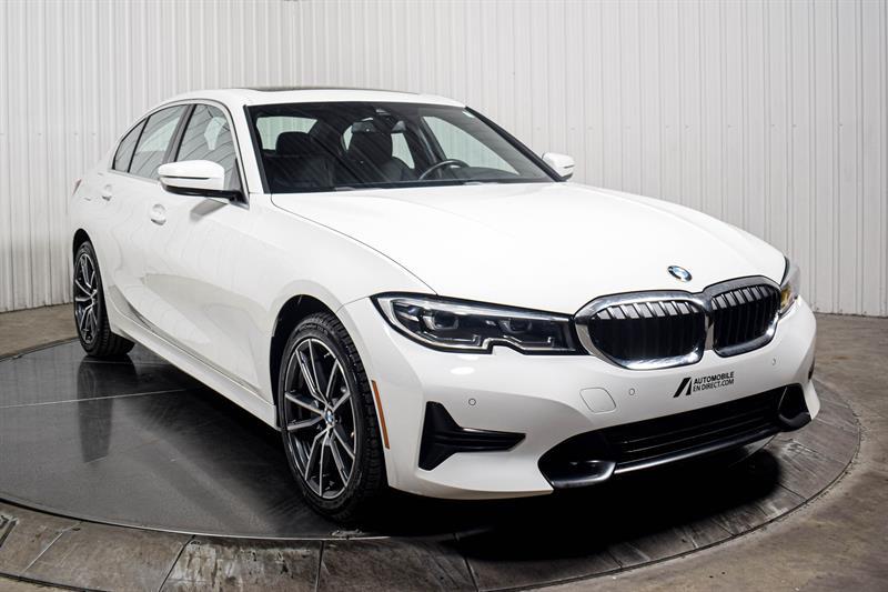 BMW Série 3 2020 330i xDrive Cuir Toit GPS Sièg