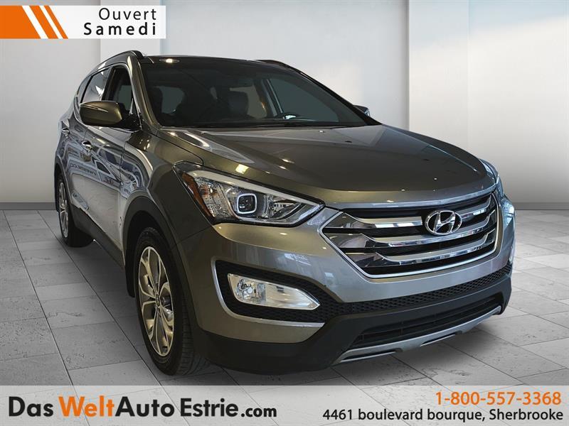 Hyundai Santa Fe Sport 2