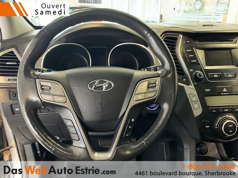 Hyundai Santa Fe Sport 8