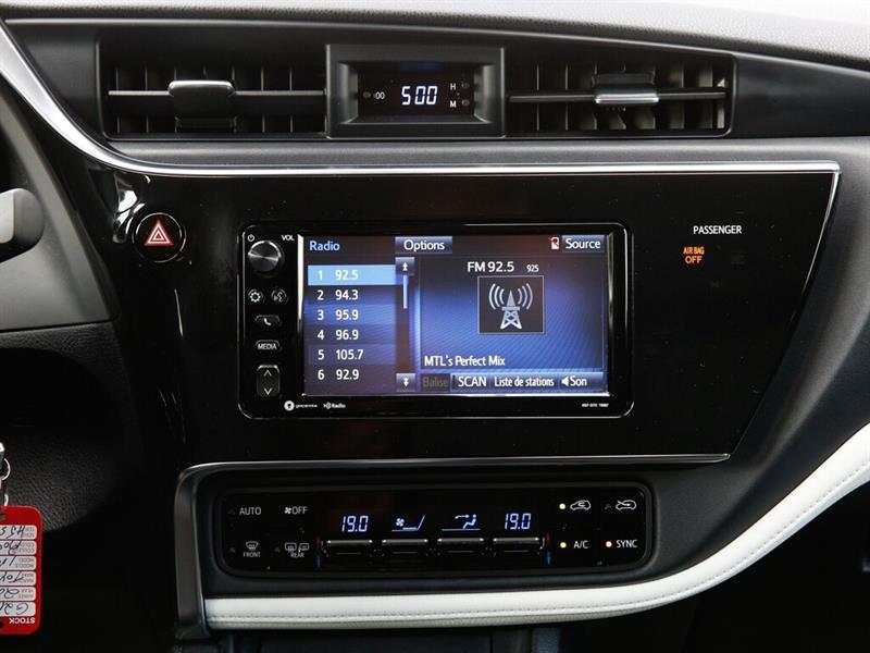 toyota Corolla iM 2017 - 22