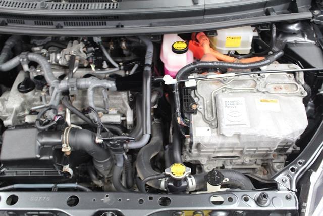 toyota Prius c 2015 - 29