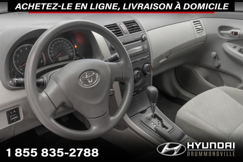 toyota Corolla 2010 - 16