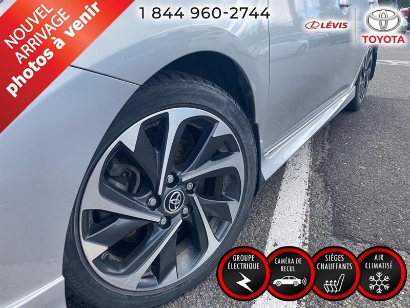 toyota Corolla iM 2018 - 2