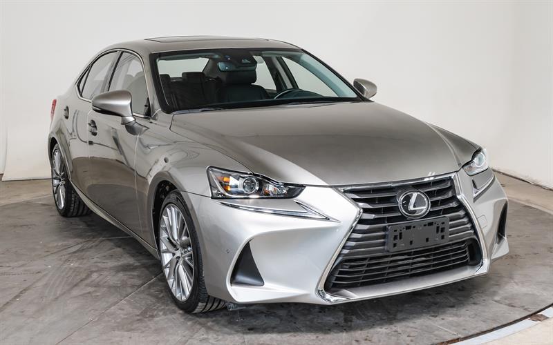 Lexus IS 2018 IS300 Luxury AWD Cuir Toit GPS