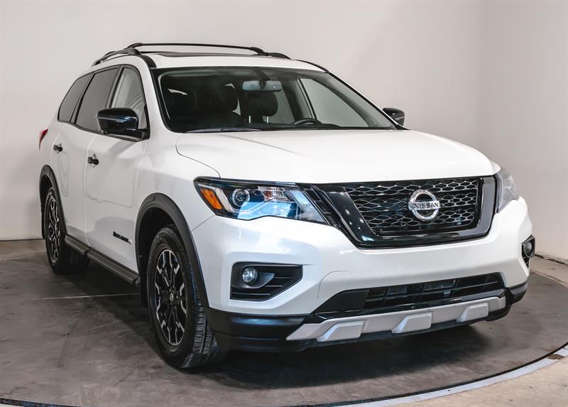 Nissan Pathfinder SL Rock Creek AWD A/C Mags Cui 2019