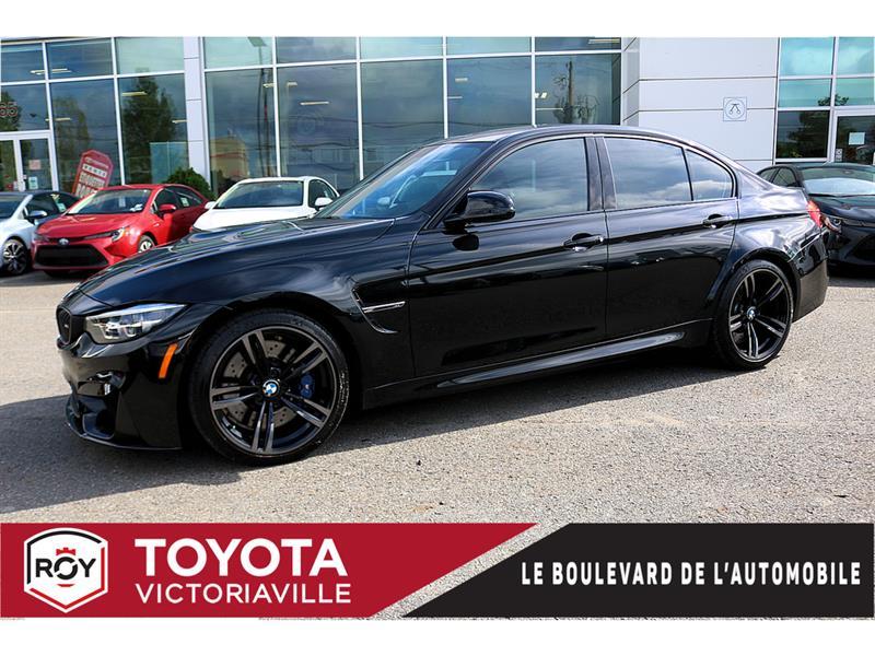 BMW Série 3 M 2018 Premium, Gr. Exécutif, Gr. Fib
