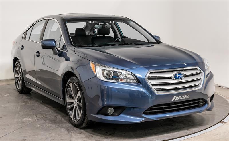 Subaru Legacy 2017 Limited AWD A/C Mags Cuir Toit