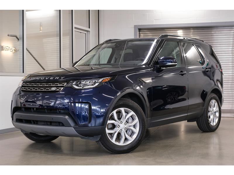 2020 Land Rover Discovery SE AWD *BAS KMs!*