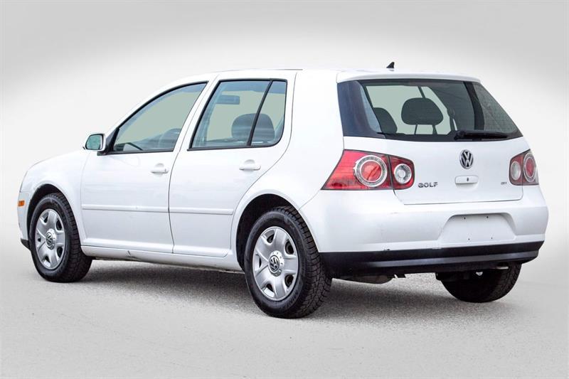 Volkswagen City Golf 5