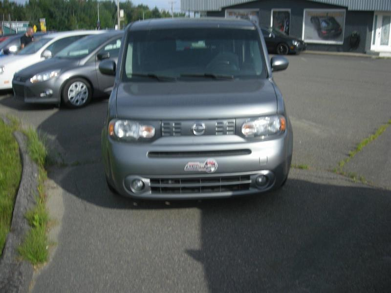 nissan cube 2009 occasion vendre st onge kia. Black Bedroom Furniture Sets. Home Design Ideas