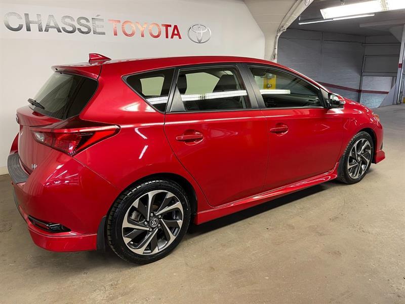 toyota Corolla iM 2018 - 3