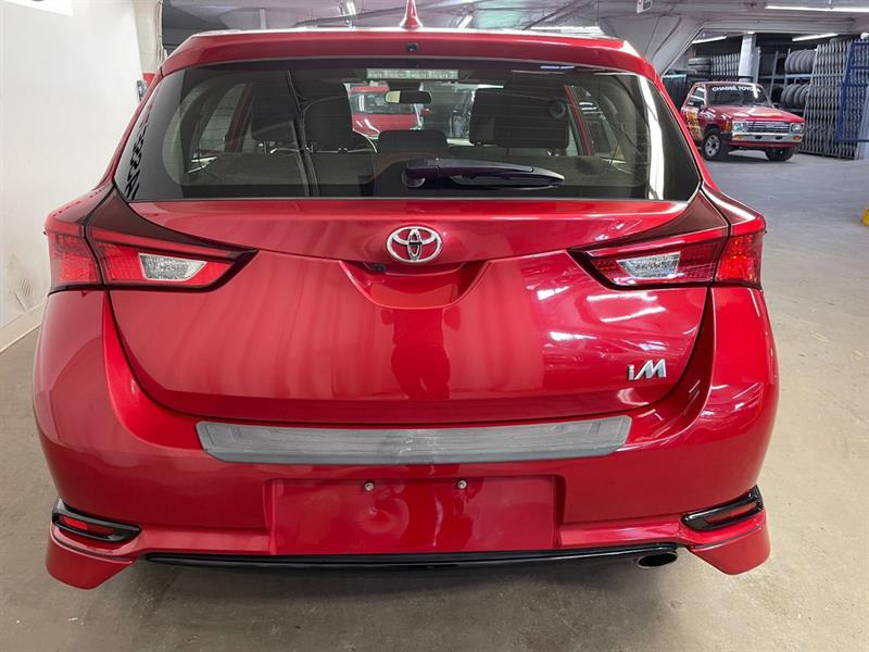 toyota Corolla iM 2018 - 4