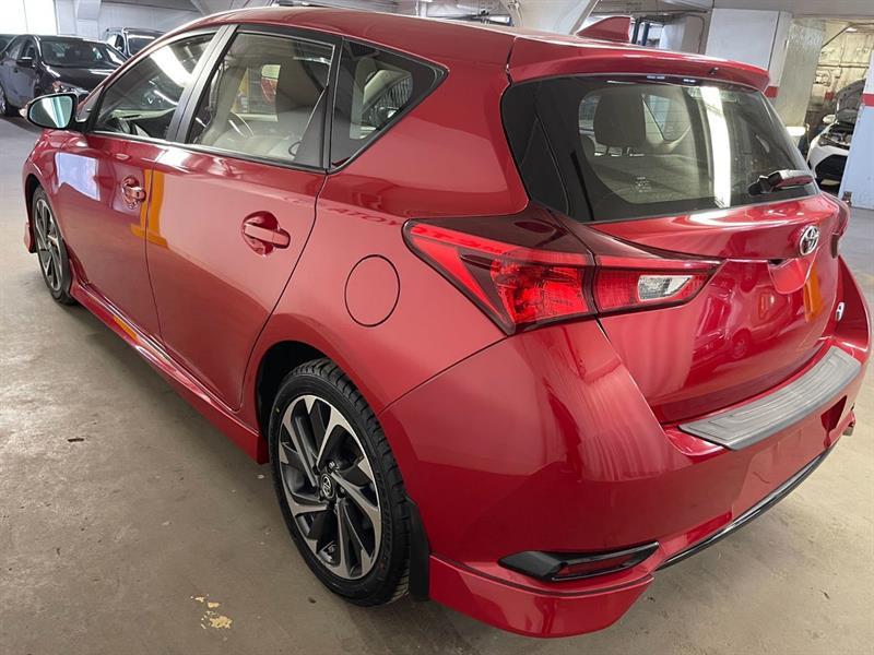 toyota Corolla iM 2018 - 5