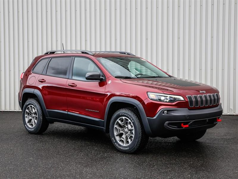 Jeep Cherokee 2021 Trailhawk - Attache remorque -