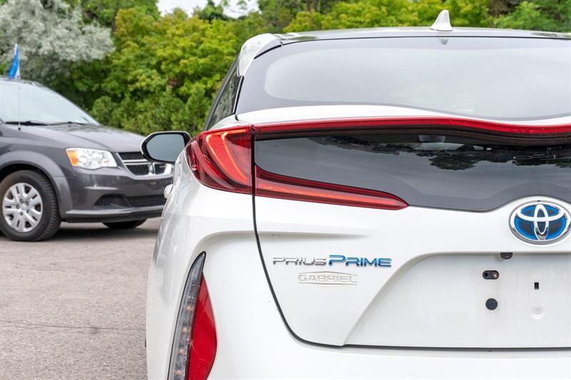 toyota Prius Prime 2017 - 22