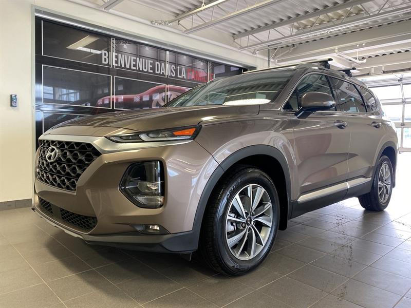 2019 Hyundai  Santa Fe 2.0T Preferred AWD w-Sunroof