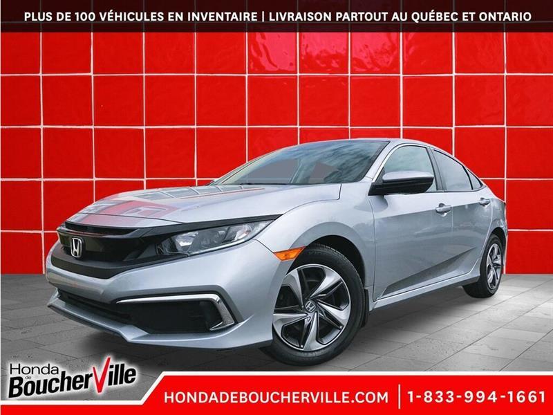 Honda Civic 2019 LX AUTOMATIQUE, AIR, BLUETOOTH