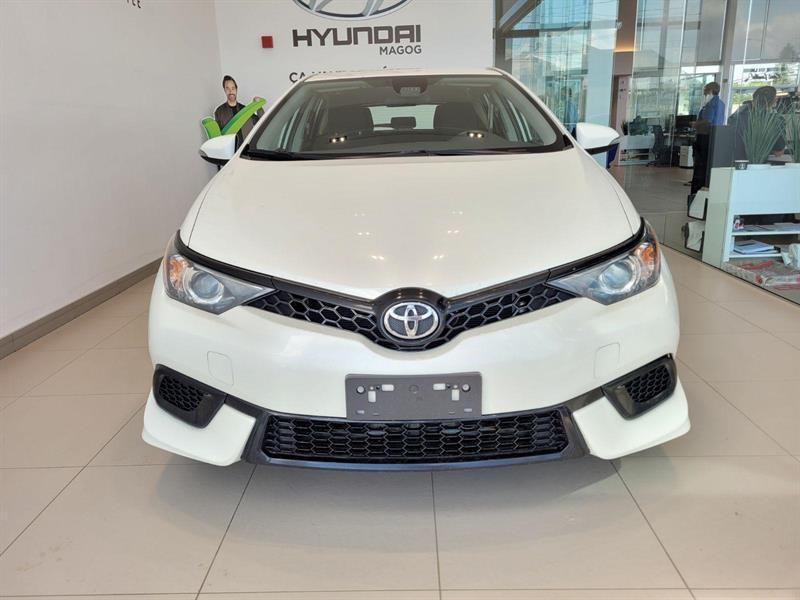 toyota Corolla iM 2017 - 2