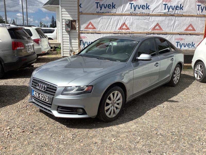 2011 Audi A4
