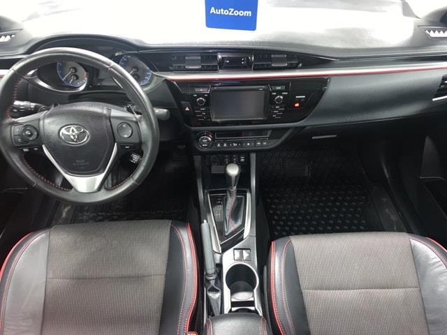 toyota Corolla 2015 - 18