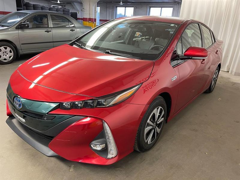 toyota Prius Prime 2017 - 6