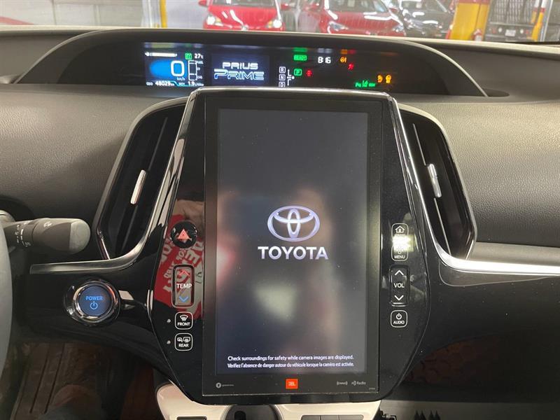 toyota Prius Prime 2017 - 20