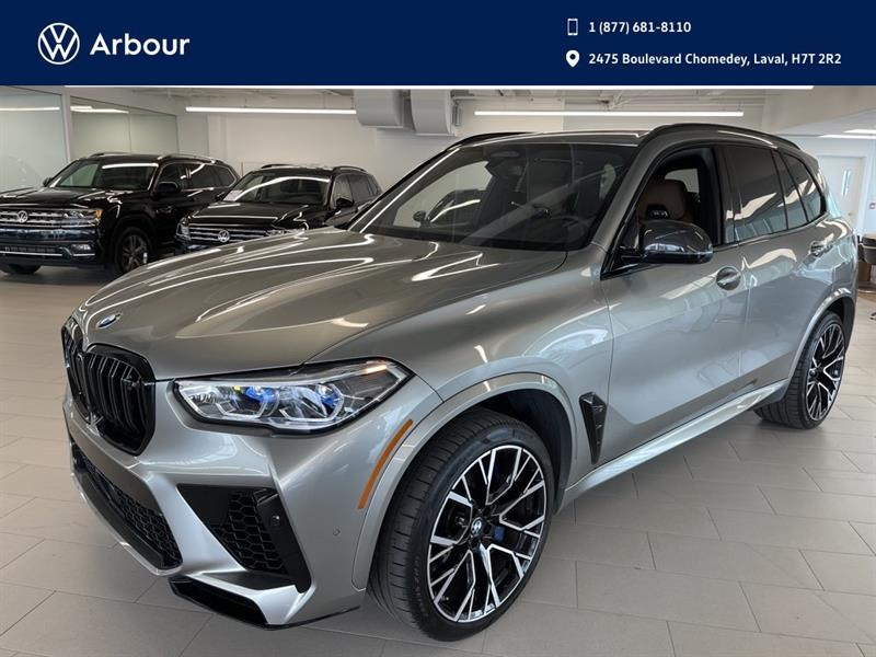 BMW X5 M 2021 Competition