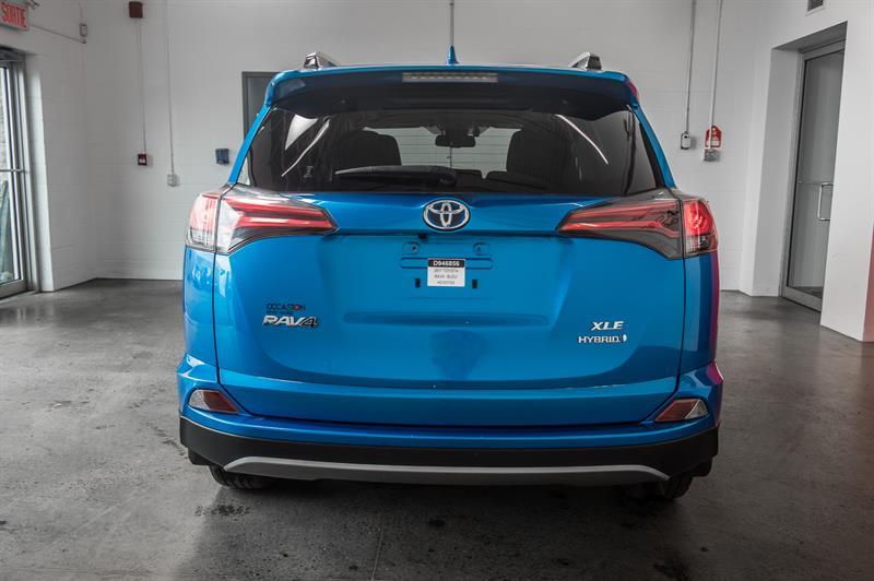 toyota RAV4 hybride 2017 - 15