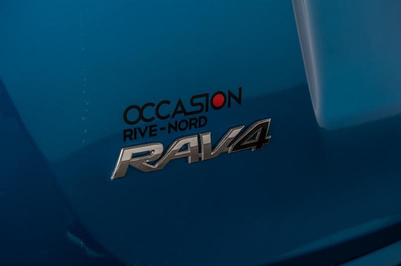 toyota RAV4 hybride 2017 - 17