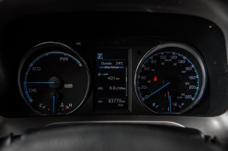 toyota RAV4 hybride 2017 - 25