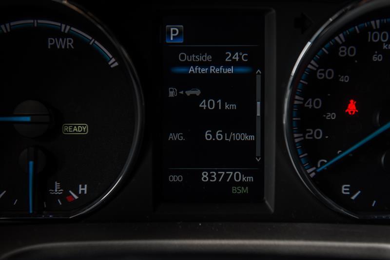 toyota RAV4 hybride 2017 - 26