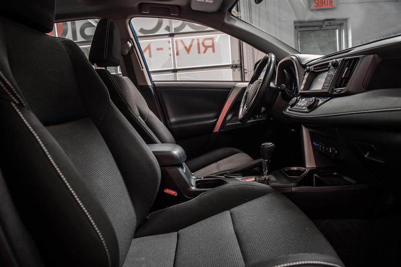 toyota RAV4 hybride 2017 - 34