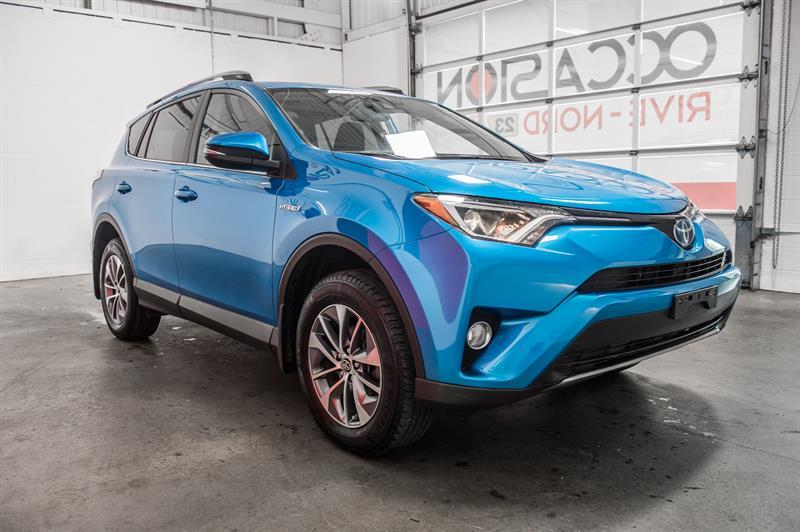 toyota RAV4 hybride 2017 - 36
